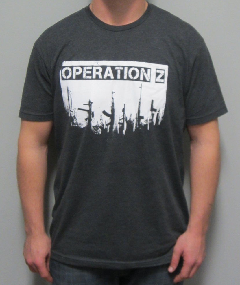 Operation Z T-shirts Now On Sale